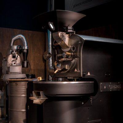 Kaffee_art Röstmaschine